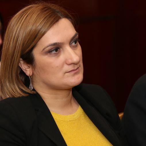 Ms. Maia Razmadze