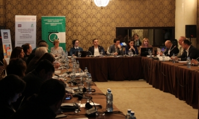 Conference in Tbilisi- Homeowner Association Management and Energy Efficient Refurbishment