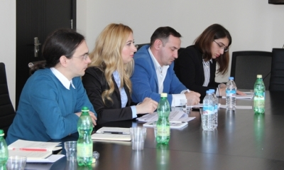 Ongoing developments in housing sector - working meeting at the Ministry of Economy and Sustainable Development of Georgia