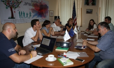 Business management training - Telavi, Saguramo and Gori