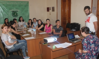Meeting with Beneficiaries - Gori