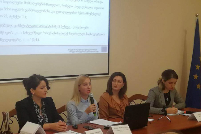 Regional Conference - Kutaisi