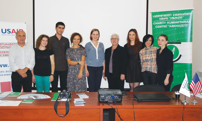 Activism and Transparency for Self-Governance in Shida Kartli
