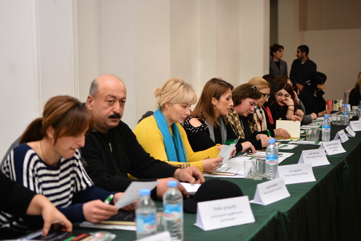 Enhancing the Participation of Regional CSOs in Policy Dialogue on Social Inclusion in Georgia