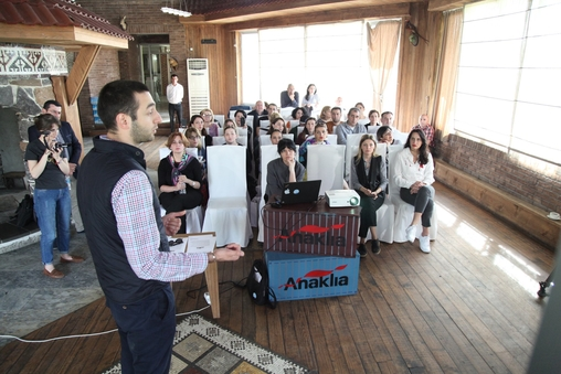 Anaklia Development Consortium - Media / NGOs