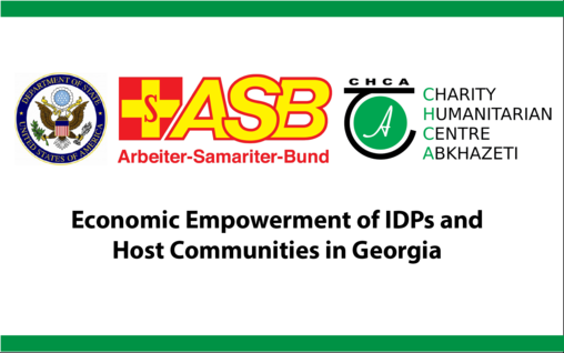 Economic Empowerment of IDPs and Host Communities in Georgia