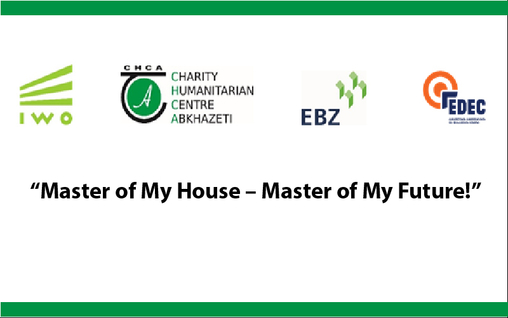 Master of My House – Master of My Future!