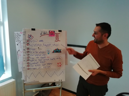 Management and Development of Homeowners' Associations - Training in Kutaisi