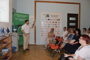 CHCA hosted the Ukrainian delegation