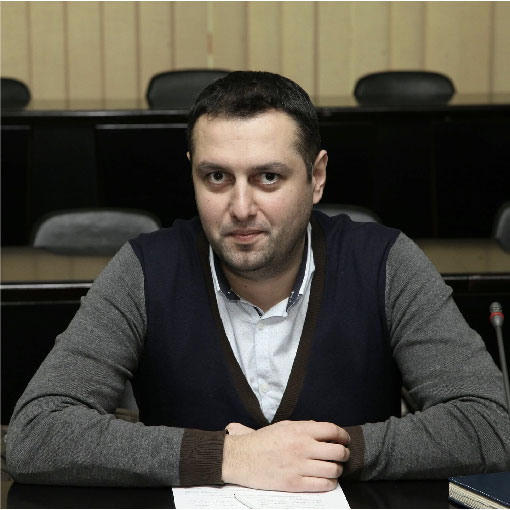 Mr. Mate Chapichadze